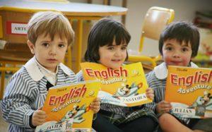 la mejor guardería en inglés